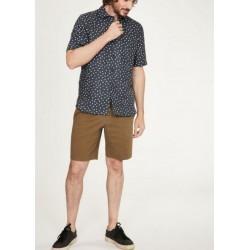Classic cut shorts for men Khaki
