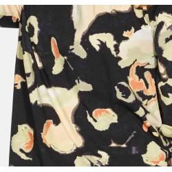 soft Tencel™ printed jersey top