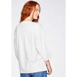 Fairtrade GOTS Organic Cotton Jersey Blouse