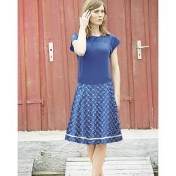 COLOR HEMP DRESS Hempage