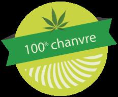 100% chanvre européen