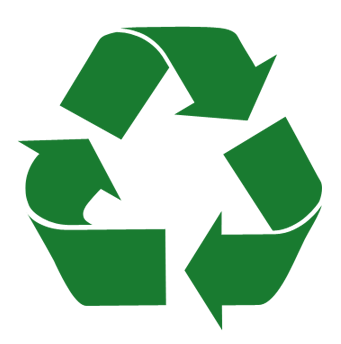 logo matieres recyclees